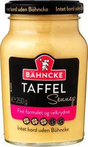 Bähncke Taffel Mustard