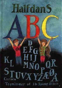 Halfdan's ABC by Halfdan Rasmussen
