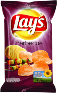 Lay's Barbecue