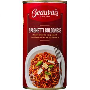 Beauvais Spaghetti Bolognese
