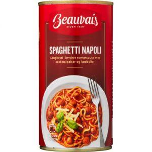 Beauvais Spaghetti Napoli