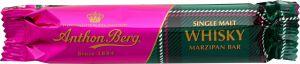 Anthon Berg Whiskey & Marzipan Chocolate Bar