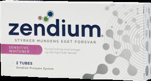 Zendium Toothpaste Sensitive Whitener