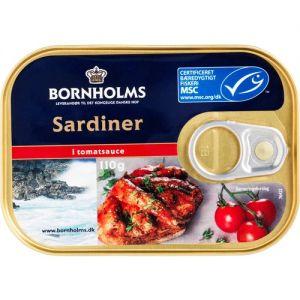 Bornholms Sardines in Tomato Sauce