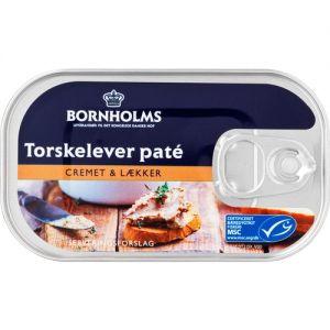 Bornholms Cod Liver Paté