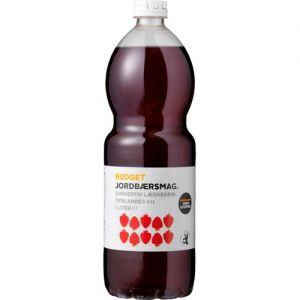 Budget Strawberry Drink
