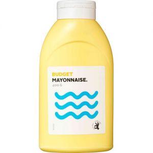 Budget Mayonnaise