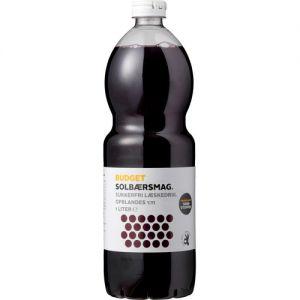 Budget Blackcurrant Drink