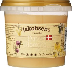 Jakobsens Danish Flower Honey