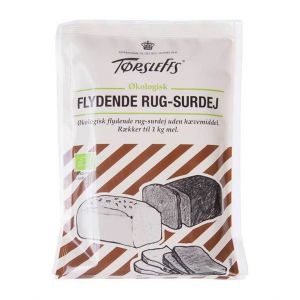 Tørsleffs Organic Liquid Rye Sourdough
