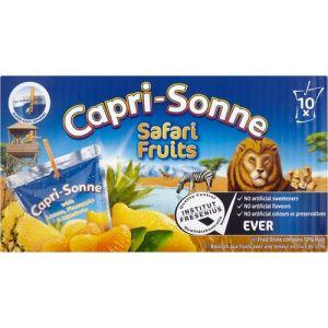 Capri-Sun Safari Fruits 10-Pack