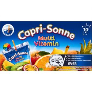Capri-Sun Multi Vitamin 10-Pack