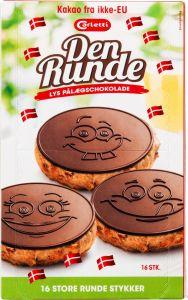 Carletti Den Runde Chocolate Plates