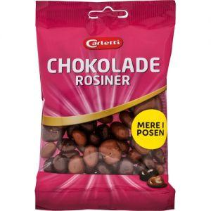 Carletti Chokolade Rosiner