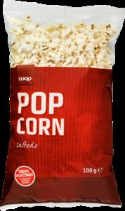 Coop Salted Popcorn