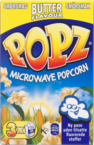 Popz Butter Popcorn