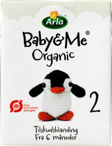 Arla Baby & Me Milk Formula 6+ Months