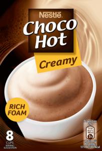 Nestlé Choco Hot Creamy