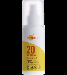 Derma Sun Spray SPF20