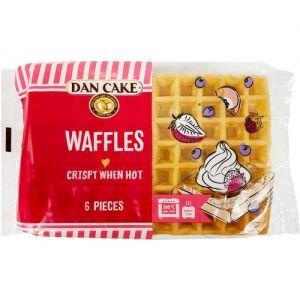 Dan Cake Waffles