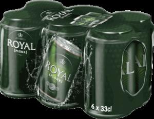 Royal Pilsner 6-pack