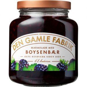 Den Gamle Fabrik Boysenberry
