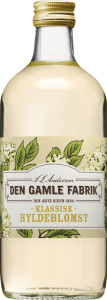 Den Gamle Fabrik Elderflower Fruit Syrup