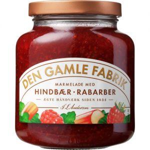 Den Gamle Fabrik Raspberry & Rhubarb