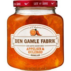 Den Gamle Fabrik Orange & Carrot