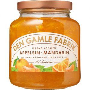Den Gamle Fabrik Orange & Mandarin