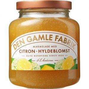 Den Gamle Fabrik Lemon & Elderflower