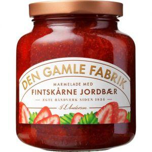 Den Gamle Fabrik Chopped Strawberries