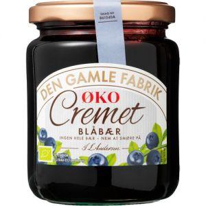 Den Gamle Fabrik Organic Cremet Blueberry