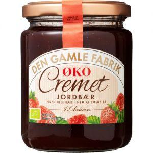 Den Gamle Fabrik Organic Cremet Strawberry