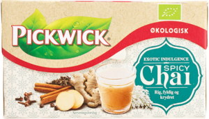 Pickwick Organic Spicy Chai