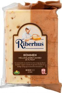 Riberhus 45+ Kommen