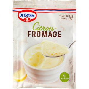 Dr. Oetker Lemon Fromage