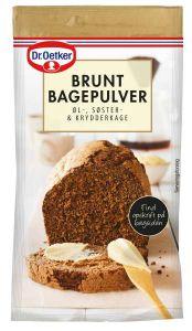 Dr. Oetker Brown Baking Powder