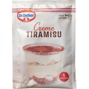 Dr. Oetker Tiramisu Creme