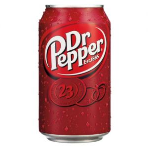 Dr. Pepper 0,33 L