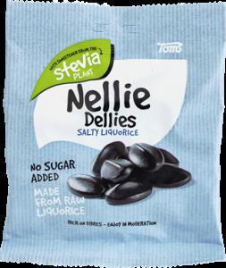Nellie Dellies Salty Liquorice