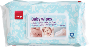 Coop Baby Wipes