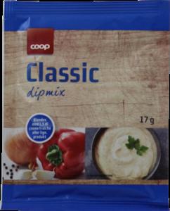 Coop Classic Dip Mix