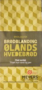 Meyers Organic Ølands Bread Mix