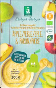 Änglamark Porridge Apple & Pear