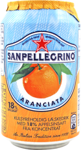San Pellegrino Aranciata