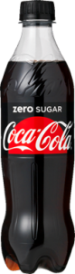 Coca Cola Zero 0,5 L