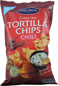Santa Maria Chilli Tortilla Chips
