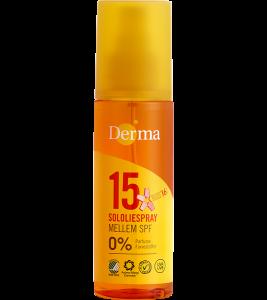 Derma Sun Oil SPF15