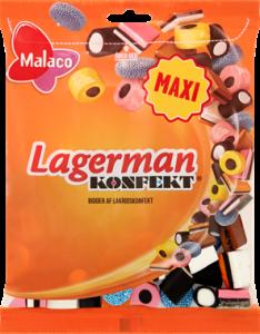 Malaco Lagerman Konfekt 0,34 kg